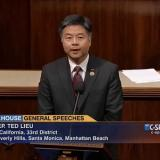 Congressman Lieu Speaks on the House Floor on Climate Change